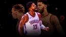 Paul George lauds Russell Westbrook's superstar effort that snapped Raptors' streak