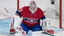 Canadiens' Carey Price to back up Antti Niemi vs. Panthers