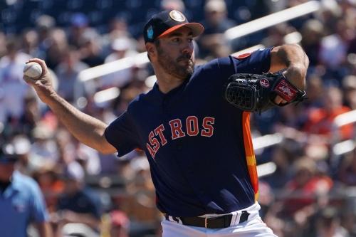 2018 Spring Training GameThread No. 25: Houston Astros vs New York Mets