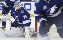 Lightning's Louis Domingue solid as a backup
