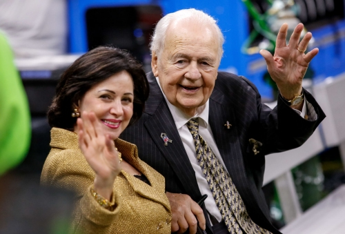Gayle Benson has had busy first week as Saints and Pelicans owner, will attend NFL meetings