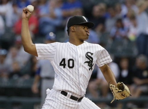 Young starting pitchers key to Chicago White Sox's future