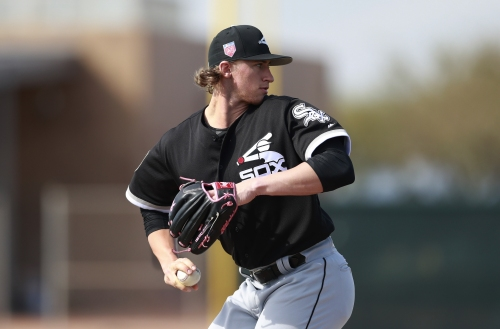 White Sox hotshot Michael Kopech serves up a granny in bad-to-worse appearance