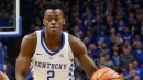 2018 NCAA Tournament: John Calipari confirms Jarred Vanderbilt a doubt to play first weekend