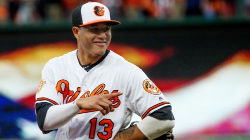 Manny Machado finds comfort at shortstop as he prepares for his next big move
