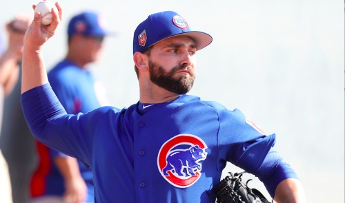 Rough day for Cubs pitchers in split-squad spring training doubleheader
