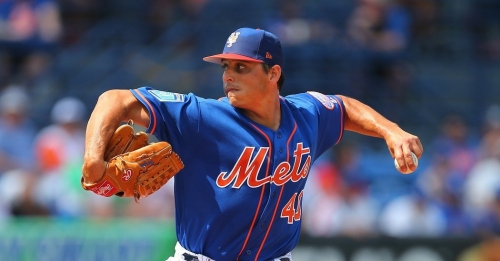 Surgery May Keep Mets' Jason Vargas Off Opening-Day Roster