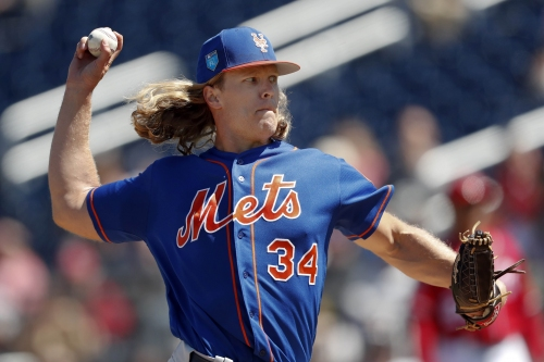 Syndergaard was so 'nasty' he threw off Mets' plan for him