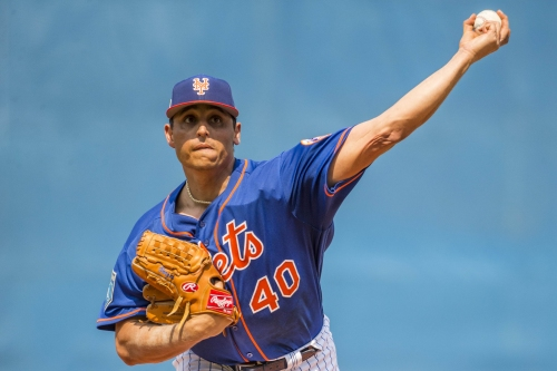 Jason Vargas surgery means Mets' old dream rotation is here