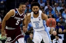 March Madness: No. 7 Texas A&M stuns No. 2 North Carolina in NCAA Tournament