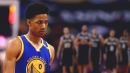 Warriors' Patrick McCaw to return from fractured wrist on Monday