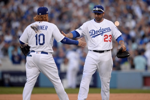 Dodgers News: Adrian Gonzalez Consulted Justin Turner Before Signing With Mets
