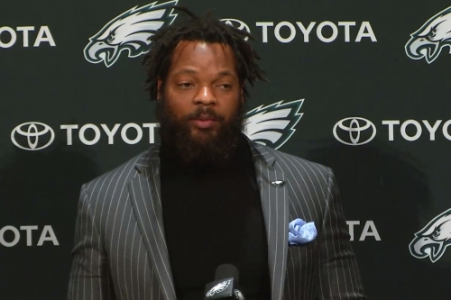 Michael Bennett calls out NFC East quarterbacks, says Eagles could have one of the greatest defensive lines ever