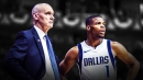 Rick Carlisle says Dennis Smith Jr. will be 'out for a while' following ankle injury