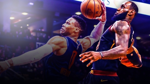 LeBron James, Russell Westbrook named NBA Players of the Week