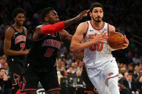 Bulls vs. Knicks Game Preview and Open Thread