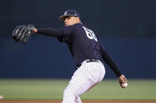 Spring training: Yankees vs. Rays