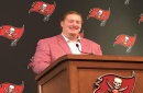 New Bucs center Ryan Jensen says he will always play with a chip on his shoulder