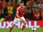 Wales' Connor Roberts hopes to follow in footsteps of Tottenham's Ben Davies