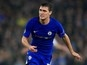 Chelsea's Andreas Christensen seeks advice from John Terry following mistakes