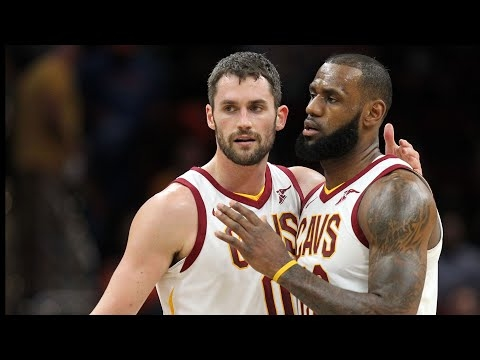 Kevin Love, Kyle Korver questionable for Monday night's game; four others remain out