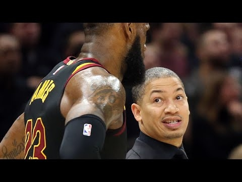 Tyronn Lue temporarily stepping down as Cavaliers coach due to illness