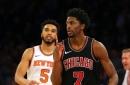 Game Thread: Knicks vs. Bulls- 03/19/18