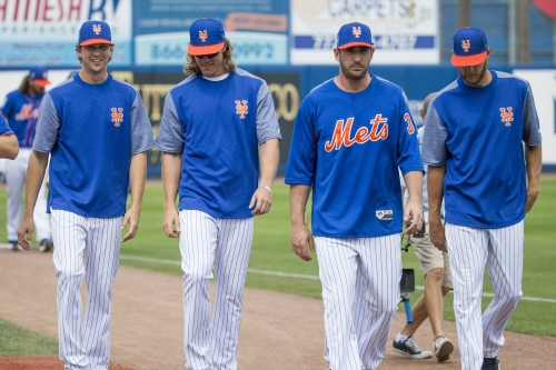 Mets are ready to unleash the rotation dream that seemed dead