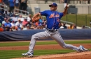 Mets lefty Steven Matz strikes out nine, finishing pitches better
