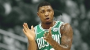 Marcus Smart confident he can return for playoffs