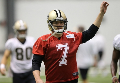 Drew Brees: Taysom Hill has the tools, intangibles to 'be a great player'