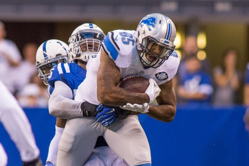 Former Lions TE Eric Ebron signs 2-year deal with Colts