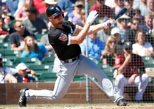 Matt Davidson, Adam Engel lead 20-hit explosion for White Sox in 15-2 victory
