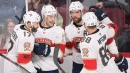 Ekblad goal, Luongo shutout lift Panthers over Canadiens