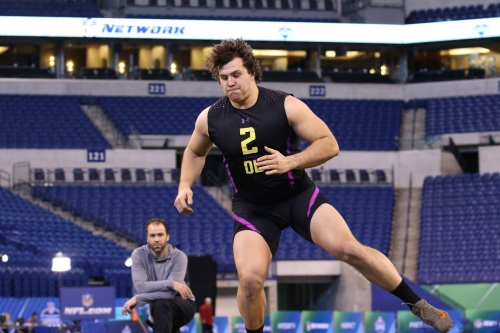 Atlanta Falcons select University of Florida DT Taven Bryan in SB Nation's latest mock