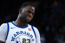 Draymond Green leaves Monday's game with contusion, won't return