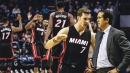 Heat set new franchise record for most points in game