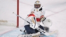 Luongo's timely saves vs. Canadiens help Panthers continue playoff push