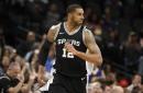 Golden State at San Antonio, Final Score: Aldridge's fourth quarter propels Spurs over Warriors' skeleton crew 89-75