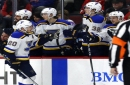 For one night at least, Blues survive without Tarasenko