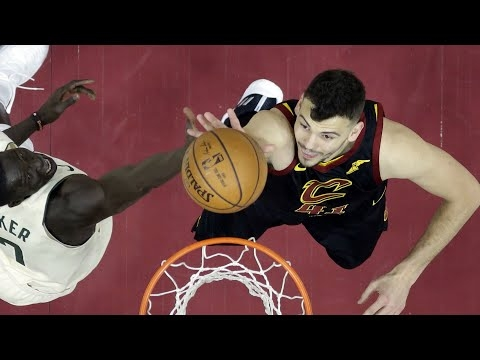 Ante Zizic has made Cleveland Cavaliers' decision tough when Tristan Thompson returns