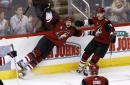 Ekman-Larsson leads Coyotes to win as Flames fail to gain ground in wild-card race