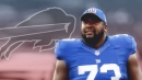 Bills sign Marshall Newhouse and Russell Bodine