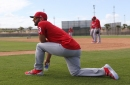 Carpenter on the move again for Cardinals