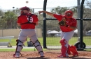 Pena's play, catching depth create competition for Kelly as Molina's backup