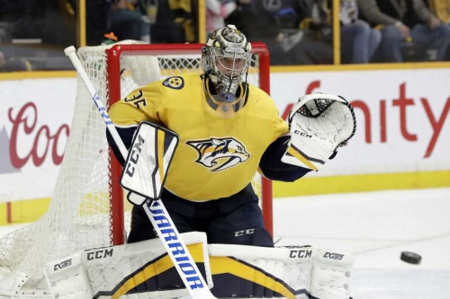 A Survey Of Pekka Rinne's Case for the Vezina Trophy