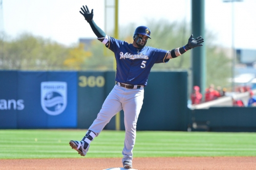 Milwaukee Brewers Position Battles: Second Base update