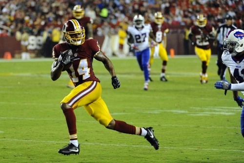 Redskins Free Agency Rumors: Ryan Grant signs 1 year, $5m deal with Colts after Ravens screwjob
