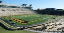 LOOK: South end zone seating at Missouri's Faurot Field is completely gone amid renovations