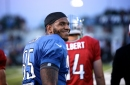 Eric Ebron throws more shade at Detroit Lions on social media